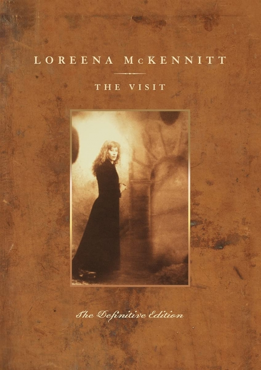 LOREENA MCKENNITT The Visit: The Definitive Edition (Limited Deluxe Edition) 4CD+BLURAY 2021