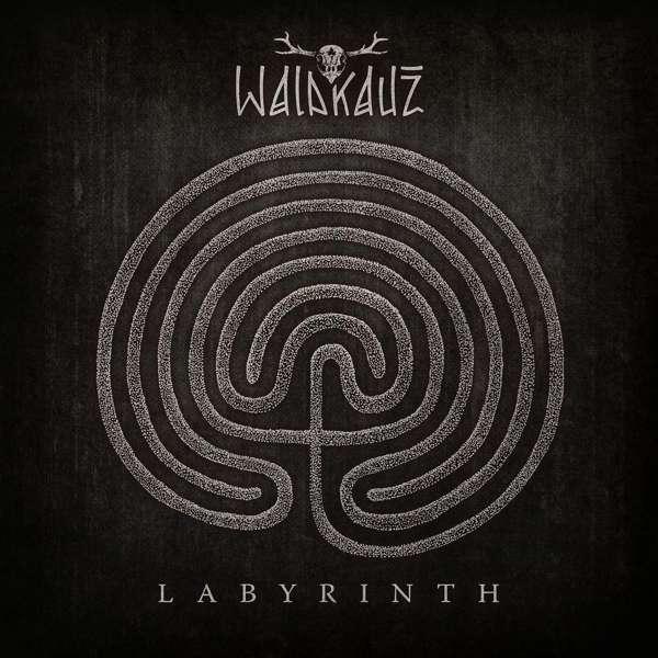 WALDKAUZ Labyrinth CD Digipack 2021