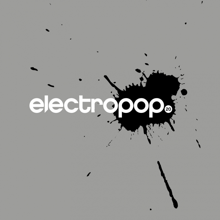 ELECTROPOP VOL.20 CD 2021 (Covered In Snow SCARLET SOHO)