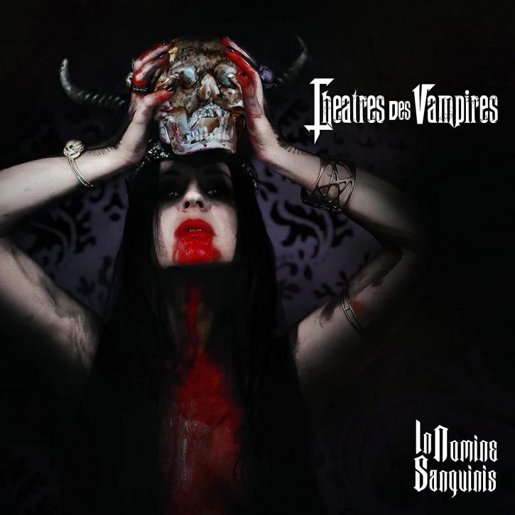THEATRES DES VAMPIRES In Nomine Sanguinis CD Digipack 2021 (VÖ 19.11)