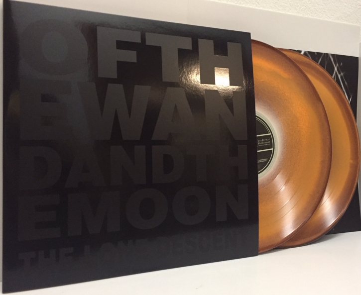 OF THE WAND AND THE MOON The Lone Descent LIMITED 2LP 3COLOURS VINYL 2021