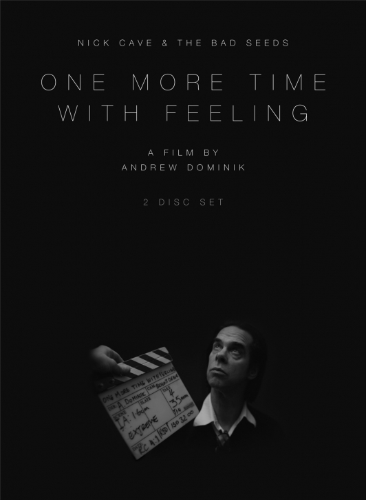 NICK CAVE & THE BAD SEEDS One More Time With Feeling (2x Blu-Ray) 2017