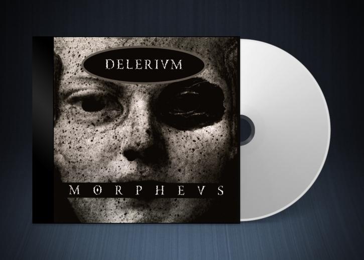 DELERIUM Morpheus CD 2022 (VÖ 04.03)