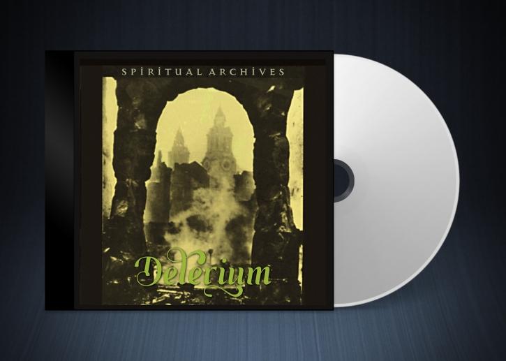 DELERIUM Spiritual Archives CD 2022 (VÖ 04.03)