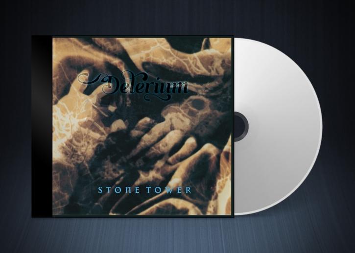DELERIUM Stone Tower CD 2022 (VÖ 04.03)