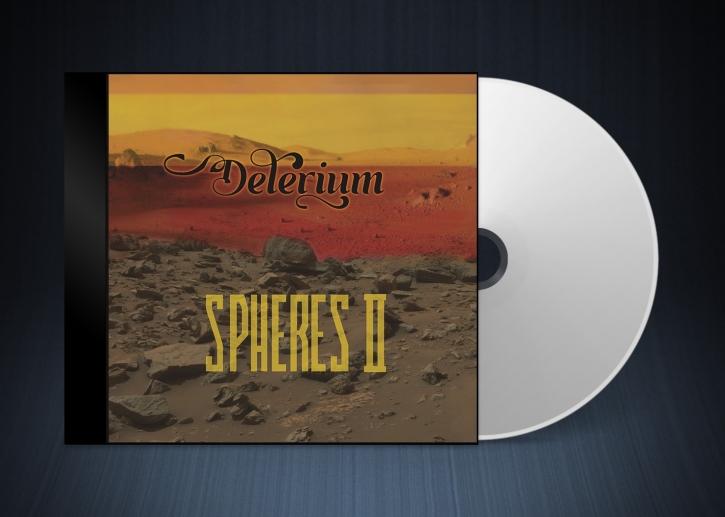 DELERIUM Spheres II CD 2022 (VÖ 04.03)