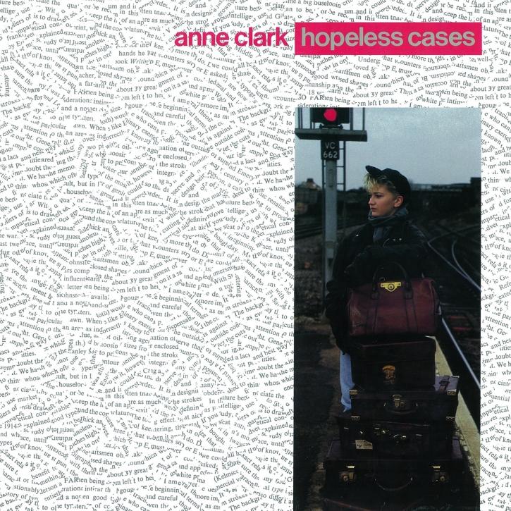 ANNE CLARK Hopeless Cases LP VINYL 2021 (VÖ 29.10)