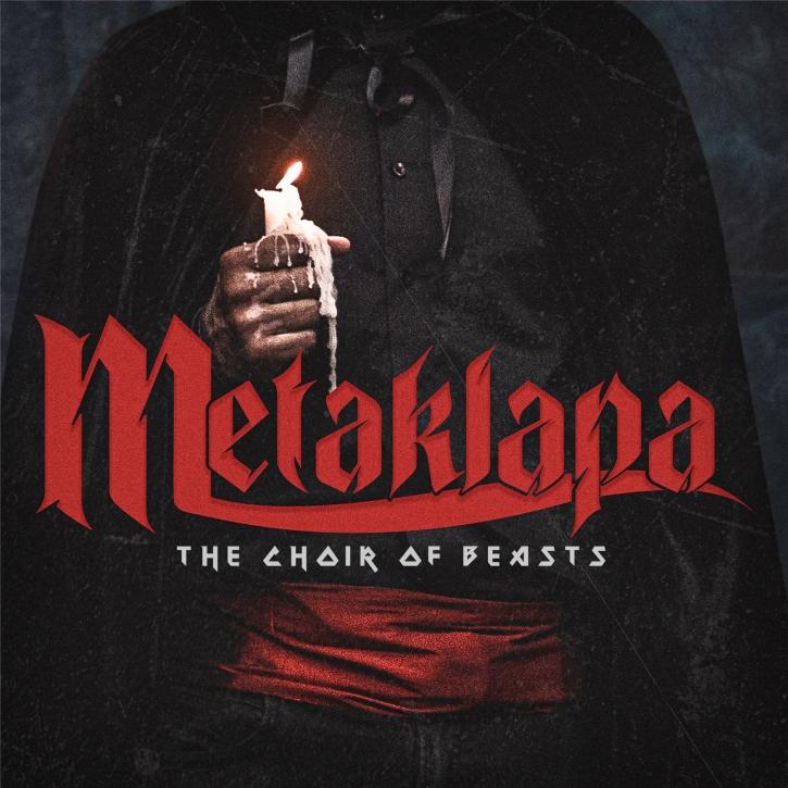 METAKLAPA The Choir of Beasts CD Digipack 2022 (VÖ 28.01)