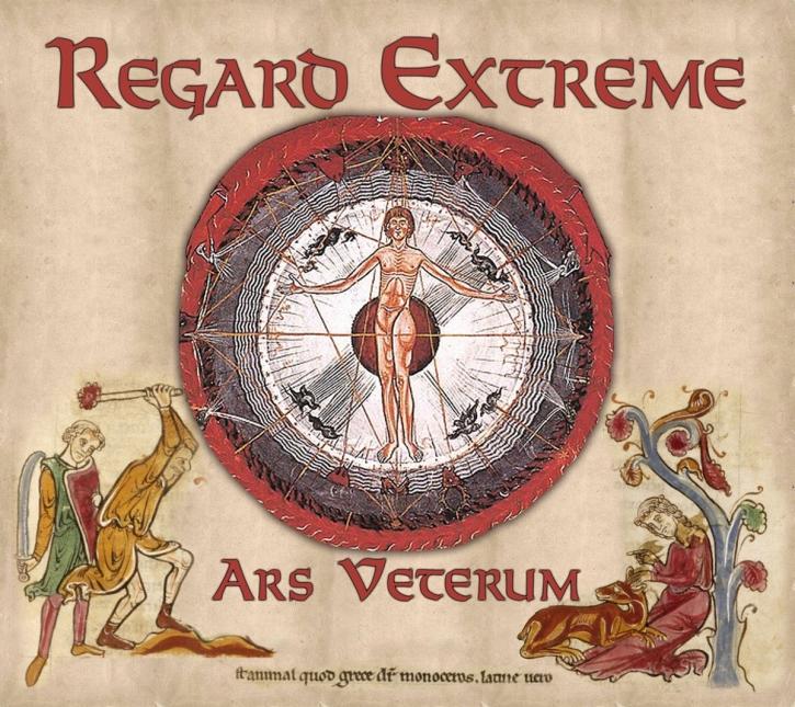 REGARD EXTREME Ars Veterum LIMITED CD Digipack 2021