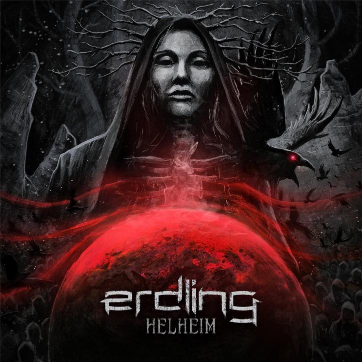 ERDLING Helheim CD 2021 (VÖ 03.12)