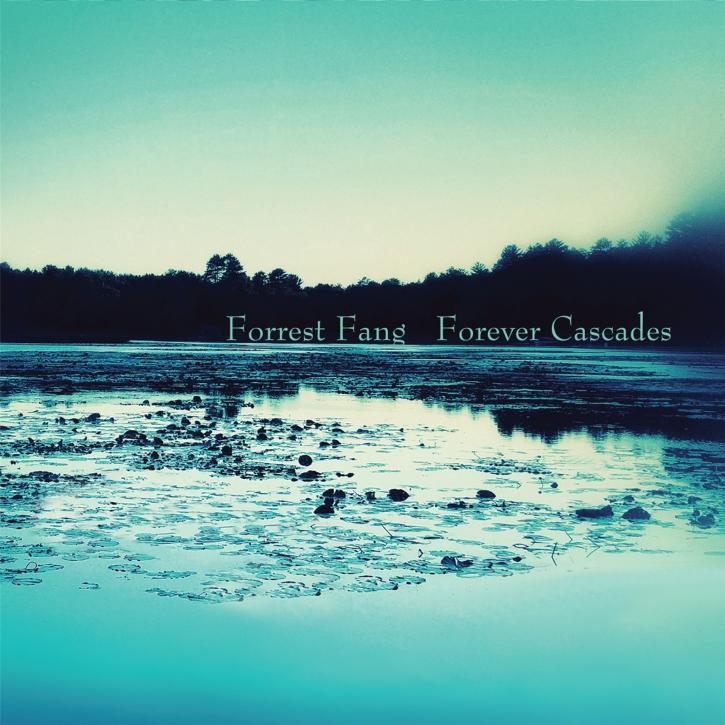 FORREST FANG Forever Cascades LIMITED CD Digipack 2021 (VÖ 10.12)