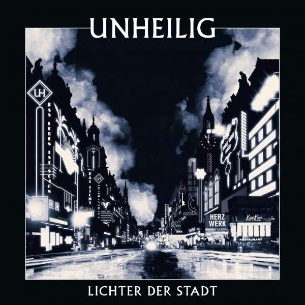 UNHEILIG Lichter der Stadt (Deluxe Edition) LIMITED 2CD Digipack 2012