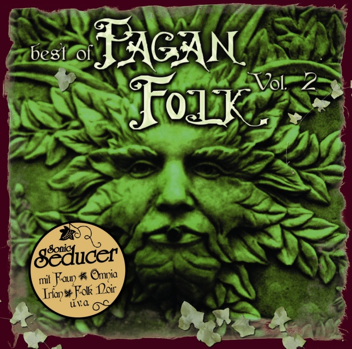 BEST OF PAGAN FOLK VOL.2 CD 2012 Omnia FAUN Trobar de Morte