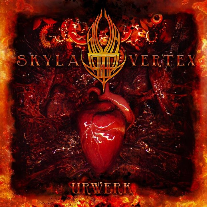 SKYLA VERTEX Urwerk CD Digipack 2012