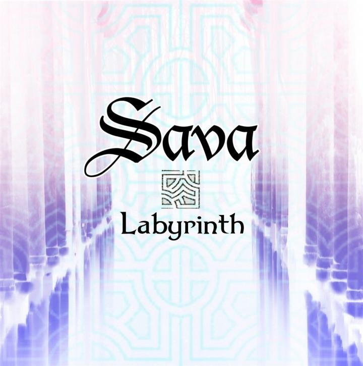 SAVA Labyrinth CD Digipack 2012