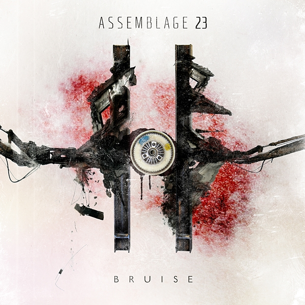 ASSEMBLAGE 23 Bruise CD 2012 (Metropolis Records)