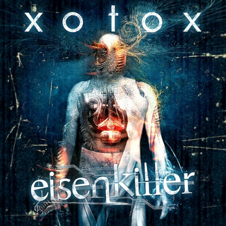 XOTOX Eisenkiller CD Metall-Bandlogo 2012 LTD.300