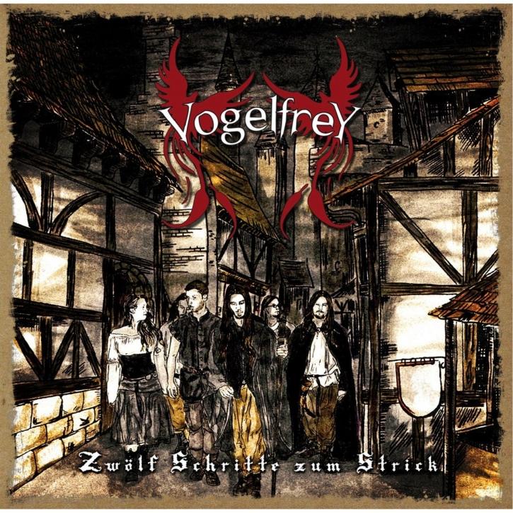 VOGELFREY Zwölf Schritte Zum Strick CD 2012