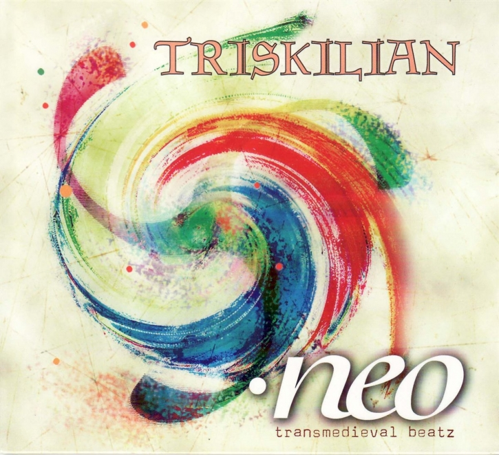 TRISKILIAN Neo CD Digipack 2012