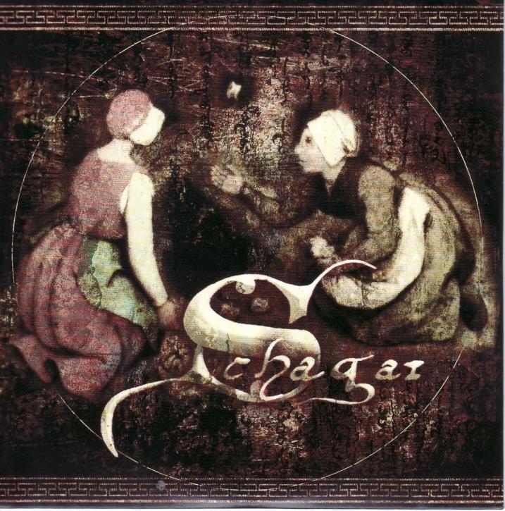 SCHAGAI Schagai CD Digipack 2012
