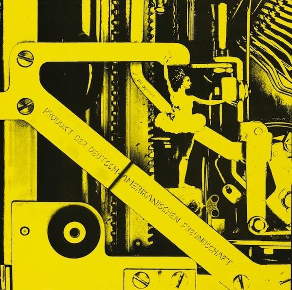 D.A.F. Ein Produkt der Deutsch-Amerikanischen Freundschaft CD Digipack 2012