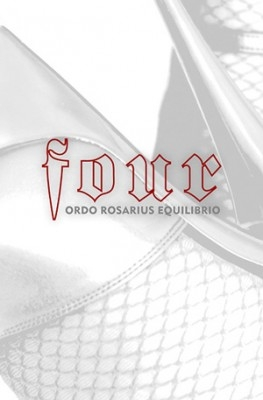ORDO ROSARIUS EQUILIBRIO Four MC TAPE 2012 LTD.44