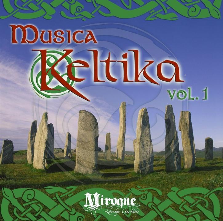 MUSICA KELTIKA VOL.1 CD 2012 Omnia FAUN Saor Patrol SAVA