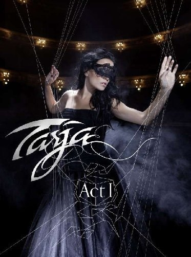 TARJA Turunen (ex-Nightwish) Act 1 BLU-RAY 2012