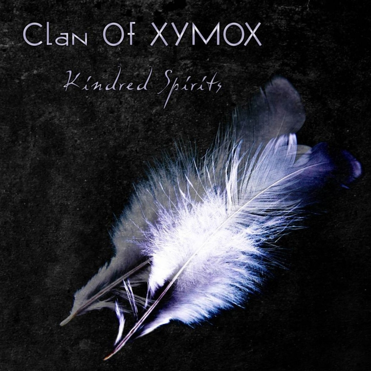 CLAN OF XYMOX Kindred Spirits CD 2011