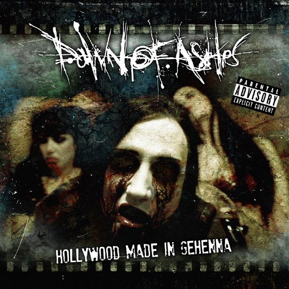 DAWN OF ASHES Hollywood made in Gehenna CD 2012