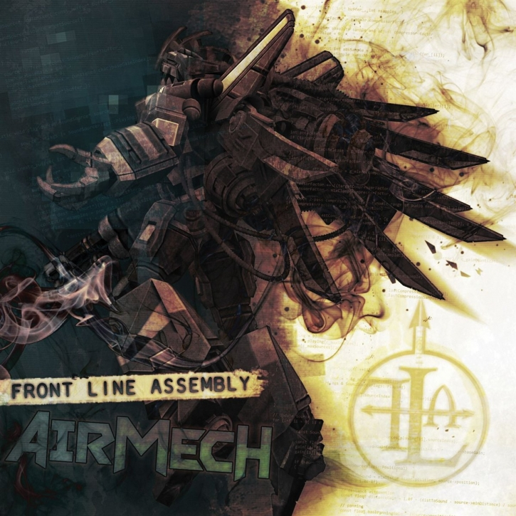 FRONT LINE ASSEMBLY Airmech CD 2012
