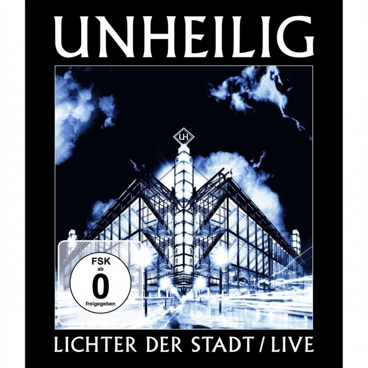UNHEILIG Lichter der Stadt / Live BLU-RAY 2012