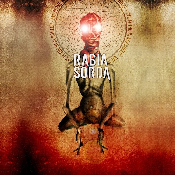 RABIA SORDA Eye M The Blacksheep MCD Digipack 2012 LTD.1000 HOCICO