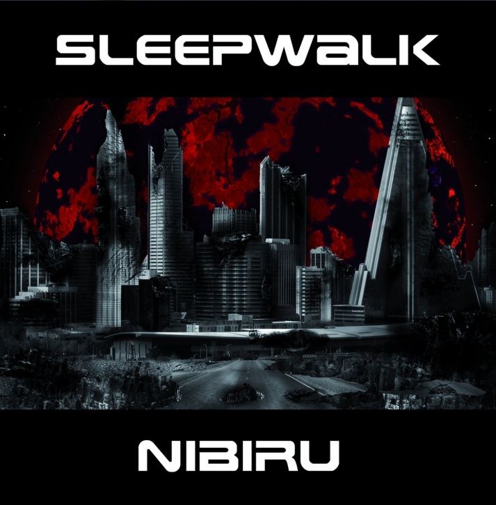 SLEEPWALK Nibiru LIMITED 2CD 2012