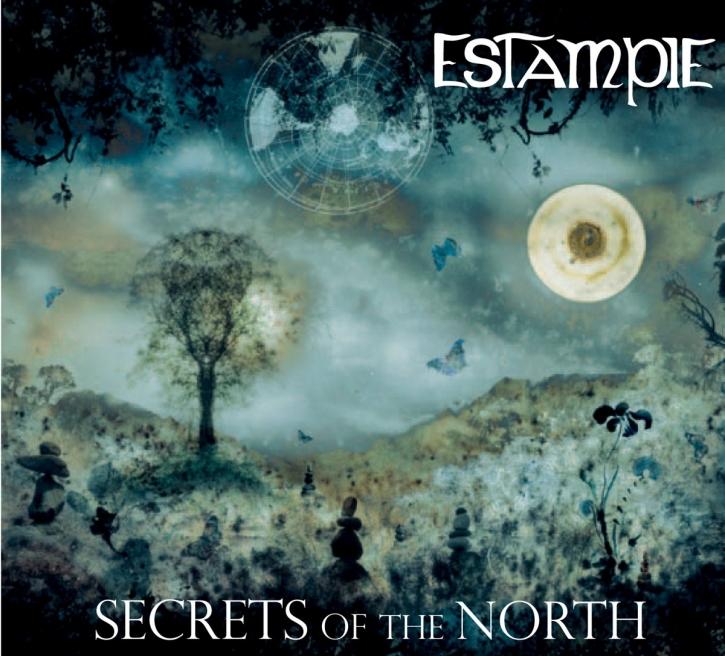 ESTAMPIE Secrets Of The North CD Digipack 2013