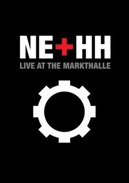 NITZER EBB Live At The Markthalle Hamburg DVD 2012 LTD.5000