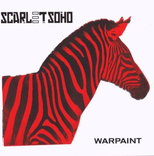 SCARLET SOHO Warpaint CD 2009