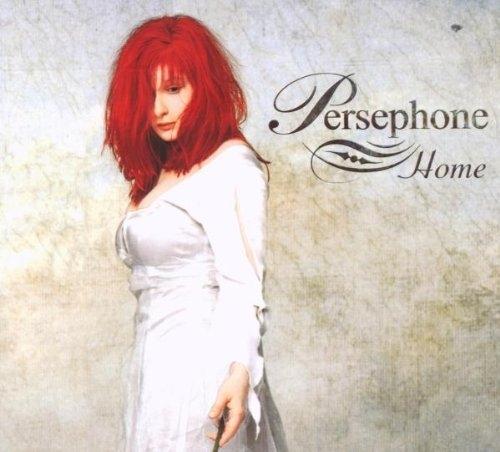 PERSEPHONE Home CD Digipack 2008 L'AME IMMORTELLE