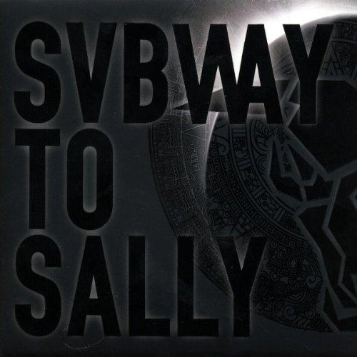 SUBWAY TO SALLY Schwarz In Schwarz CD 2011