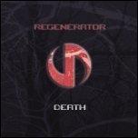 REGENERATOR Death A Companion CD LTD.DJ EDITION