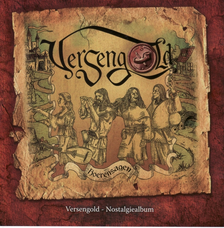 VERSENGOLD Hoerensagen (Nostalgiealbum 2005) CD 2015