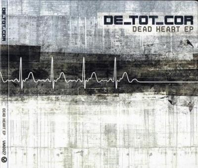 De_Tot_Cor Dead Heart EP CD Digipack 2010 SOMAN