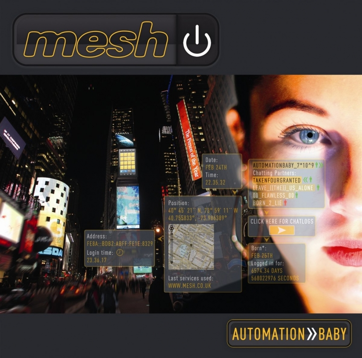 MESH Automation Baby CD 2013