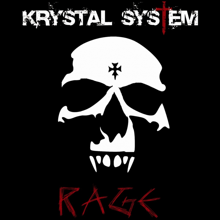 KRYSTAL SYSTEM Rage LIMITED 2CD BOX 2013