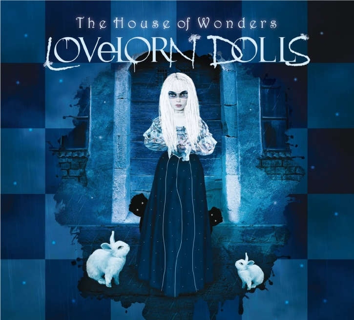 LOVELORN DOLLS The House Of Wonders LIMITED 2CD BOX 2013