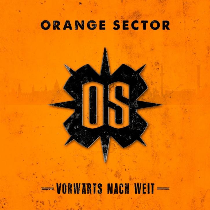 ORANGE SECTOR Vorwärts Nach Weit CD 2013