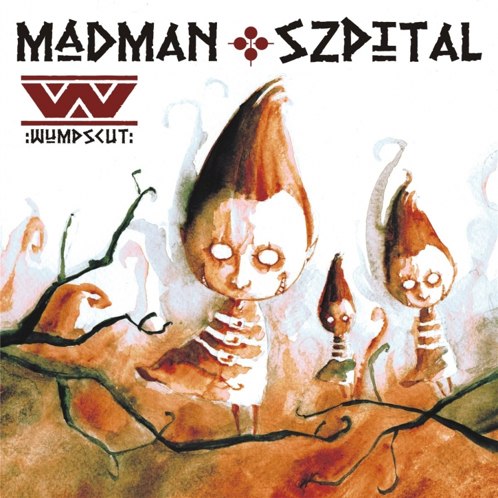 WUMPSCUT MADMAN SZPITAL LIMITED CD 2013