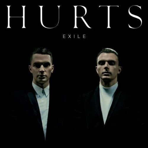 HURTS Exile (Deluxe Edition) CD+DVD Digipack 2013