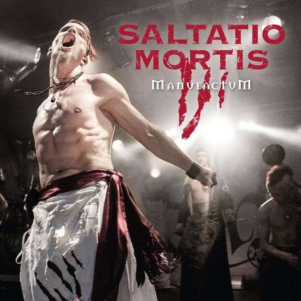 SALTATIO MORTIS Manufactum 3 III LIMITED 2CD DigiBook 2013