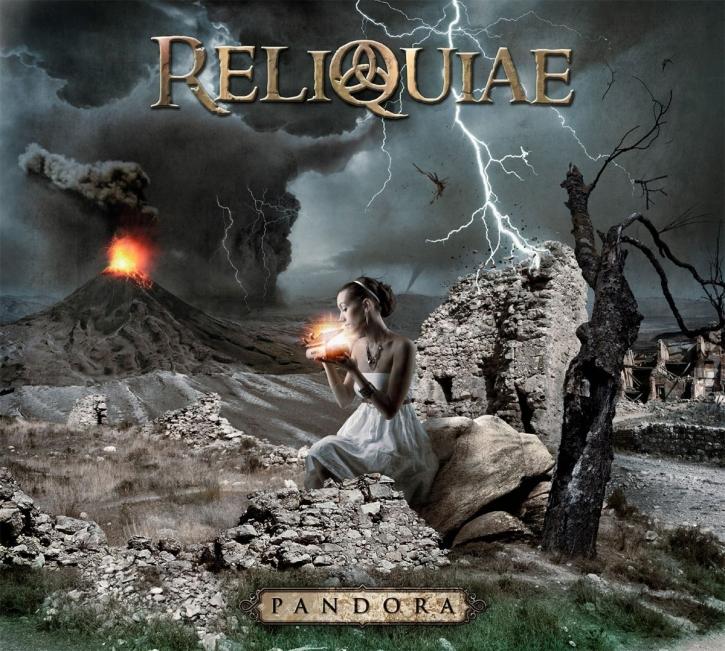 RELIQUIAE Pandora CD Digipack 2019
